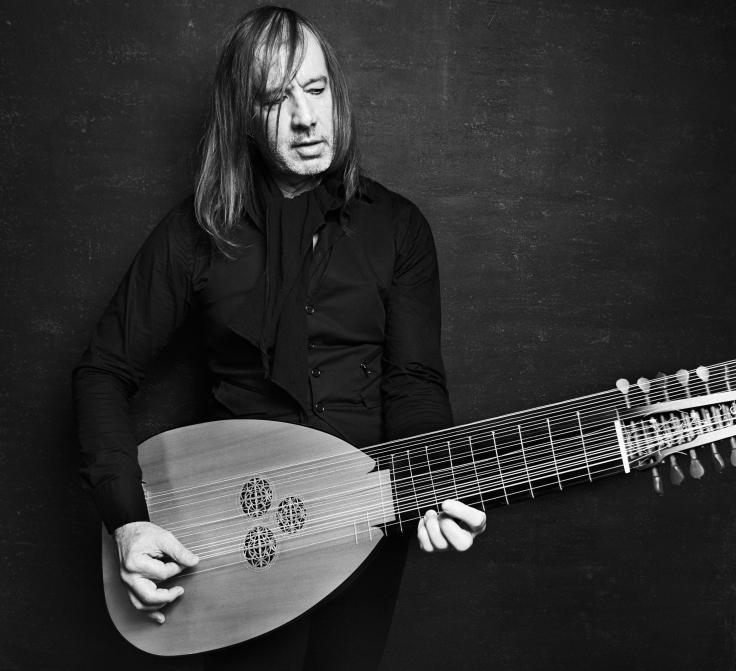 """Jozef Van Wissem - Composer for """"Only Lovers Left Alive"""""""